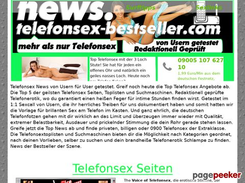 Details : News Telefonsex & Co